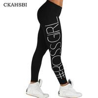 Wholesale leggins colors pants - CKAHSBI Yoga Pants Women Fitness Sexy Hips Push Up Leggings Breathable Running Tights Sportswear Leggins Sport Women 4 Colors