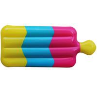 fabrik eis großhandel-3 farben eis aufblasbare pool schwimmt pvc originalität popsicle schwebebett sommer schwimmen schwimmende reihe direkt ab werk verkauf 30xra x