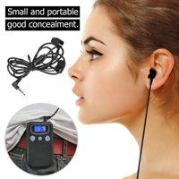 işitme cihazı sesi toptan satış-ALOYSEED Dijital Ekran İşitme Ses Intensifier Duymak Açık Aids Earplug Kulakiçi Kulaklık Yaşlı Sağır Kulak Bakımı Araçları Için