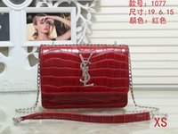 Wholesale pearls purses clutches online - High Quality Women Bags Luxury Brand Designer Fashion bags Lady Handbags Purse Shoulder Bag for women Tote Clutch Wallets With Dust Bags sh