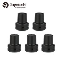 Wholesale Ego Parts - 5pcs pack Joyetech EGo AIO ECO Replacement Drip Tip for Joyetech EGo AIO ECO Starter Kit High Quality E-Cigarette Spare Part
