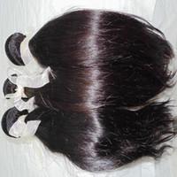 beste gerade weben haar großhandel-West Star beste Jungfrau peruanischen Straight Silky Hair 3 Bundles Ausverkauf Schwester Liebe spinnt