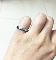 Wholesale Stainless Steel Rings 3mm - 3mm new collection engineer ring for birthday gift,Custom size #5678910 Classic Canada engineering women men pinky iron rings