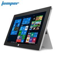 ingrosso compresse-2 in 1 tablet 10,8 pollici 1080P IPS schermo tablet pc Jumper EZpad 7S Intel Cherry Trail Z8350 da 4 GB 64 GB EMMC Windows 10 portatile