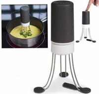 ingrosso hand blender-3 Velocità Cordless Stir Crazy Stick Blender mixer Automatico Vivavoce Utensili da cucina Salsa per alimenti Mixer agitatore automatico DDA169