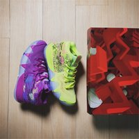 Wholesale Green Guardian - HOTSALE WITH BOX 2018 New Kyrie 4 Irving Multicolor City Guardians Basketball Men Mens luxury Running Designer Brand Shoes Trainers Sneakers