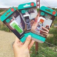 mobiler fingergriff großhandel-Universal Ungrip Handyhalter Ring Finger Ständer Lazy Stent UN Grip Handy Schnalle Ringhalter für Samsung s8