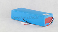 Wholesale lithium battery 48v 25ah resale online - High capacity DIY volt li ion battery pack with A charger and BMS v ah lithium battery pack