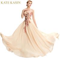 Elegante 2017 blu albicocca pavone abito da sera appliques formali abiti da  sera da donna viola nero sexy lunghi abiti da ballo di promenade 6e788eeae8a