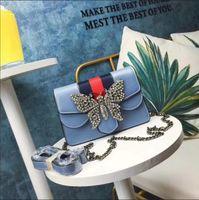 Wholesale snake body chain resale online - Hot seller Designer small bag new style of Bacchus package snake embossed shoulder bag Messenger bag handbag
