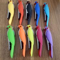 Wholesale bird accessories wholesale - Red Wine Corkscrew Creative Multi Function Bird Shape Bottle Opener Kitchen Accessories Bar Tool High Quality 3 8jm C