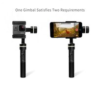 Wholesale iphone gopro - FeiyuTech SPG Gimbal 3-Axis Splash Proof Handheld Gimbal Stabilizer for iPhone X 8 7 Xiaomi Samsung GoPro Action Camera