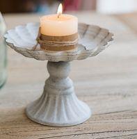 ingrosso candelabro pilastro-Portacandele con portacandele per pilastro ramo d'uccello