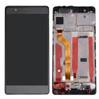 standart çerçeveler toptan satış-Çerçeve ile Huawei P9 Standard Edition LCD Meclisi için JOEMEL