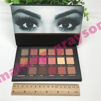 Wholesale pc palette for sale - Group buy 1 ePacket Shipping Rose Gold Textured Palette Makeup Eye shadow colors Eyeshadow Palette Beauty Palette Matte Shimmer top quality