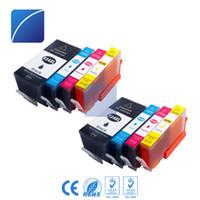 Wholesale hp printers cartridges online - 8 Pack Ink Cartridges XL XL Compatible For HP Officejet Pro Printer