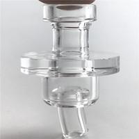 universelle nägel für tupfen großhandel-Neue Quarz Carb Cap für XL XXL Quarz Flat Top Banger Nagel Dicke Pyrex Clear Quartz Wasserleitungen Dab Dabber Tool Universal