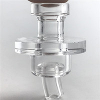Wholesale nail tools online - New Quartz Carb Cap for XL XXL Quartz Flat Top Banger Nail Thick Pyrex Clear Quartz Water Pipes Dab Dabber Tool Universal