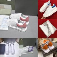imagem de couro venda por atacado-2018 Novas Mulheres Sapatos de Grife Real Imagem Lace Up Conforto Pretty Girl Sneakers das Mulheres Sapatos de Couro Casuais Extremamente Durável estabilidade