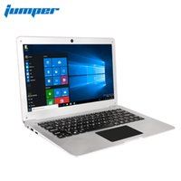 Wholesale Intel Ultrabook Laptops - Jumper EZbook 2se 12 inch laptop Intel Cherry Taril Z8350 HD Graphics ultrabook 2GB DDR3L 64GB eMMC Windows 10 computer 10000mAh