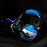 Wholesale new notebook phones resale online - Gaming Headset ONIKUMA K5 for Computer PC PS4 Laptop Notebook for Laptop Tablet PS4 New Xbox One mm Gaming Headphones