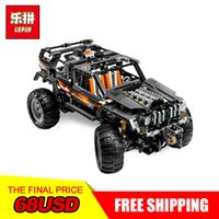 Wholesale ultimate models - Lepin 20030 Technic Ultimate Series 1132Pcs The Off-Roader Set Children Educational Building Blocks Bricks Toys Model Gifts 8297