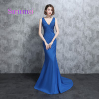 Wholesale samples evening wear - Free Shipping Custom Made Evening Dresses Real Samples Vestidsode Noiva Prom Gowns Elegant Party Dress with Pearls