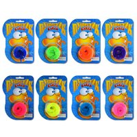 Wholesale toys for kids online - 22cm Russia Magic Worm Wiggler Wriggly Twirly Fuzzle Funny Toys Trick Twisty Fuzzy Worm For Kids Card Package NNA427