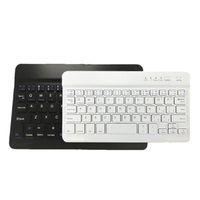 Discount tab windows - Mini Bluetooth Wireless Keyboards Universal Quiet Slim Keyboard for iPad Galaxy Tabs IOS&Android Windows Tablets Desktop Laptop