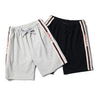 Wholesale men underwear pants - New Designer Shorts Men Brand Short Pants Summer High Street Beach Shorts Luxury Brand Mens Leisure Underwear Loose Fashion Sports Shorts