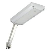 Wholesale pole mounted lighting resale online - Solar Wall Lights leds Super Brightness lm White Light Waterproof IP65 Aluminum LED Solar Street Light with Mounting Pole