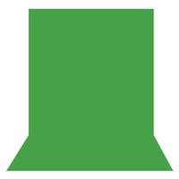 подкладка полиэфирная тафта оптовых-Kiwarm 1 шт. сплошной цвет зеленый декоративные ткани ткани фотографии фон ткань студия реквизит крытый открытый домашний декор