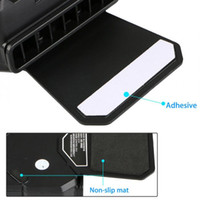 Wholesale mini vacuum fan resale online - New Game style Mini Vacuum Air Extracting USB Cooling Pad Cooler Fan for Notebook Laptop PC QJY99