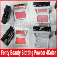 Wholesale High Press - Fenty Beauty By Rihanna Pressed Blush Powder Palette Sex Appeal Orgasm Deep Throat Universal 4color High quality