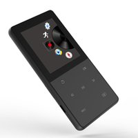voice recorder wiedergabe großhandel-Touch-Taste HIFI MP3-Musik-Player 1,8 Zoll mit Voice-Recorder, Schrittzähler, Video-Wiedergabe, FM-Radio Audio-Video-Player