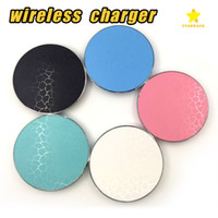 Wholesale wireless charger - Q13 Qi Wireless Charger Transmitter for iPhone Plus Samsung Galaxy S7 S8 with Retail Package