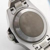 d markenuhren großhandel-Heißer Verkauf Weihnachtsgeschenk Automatische SEA-DWELLER Marke Edelstahl Schwarz Zifferblatt Herren Mechanische 44mm D-Blau Uhren Männer Genf Uhr