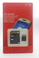 Wholesale red android tablet online - Red GB GB GB GB TF Memory MicroSDXC Card for Smart Android Phone Tablet Dash Camera