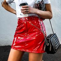 af1a3a4aa781 Kaufen Sie im Großhandel Rote Röcke Kurze Damen 2019 zum verkauf aus ...