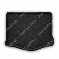 ingrosso boot trays-Areyourshop Car Auto Tappetino Carro borsello Cassetto posteriore Trunk Sticker For Focus Hatchback 2012 2013 2014 Car-Styling Decorations