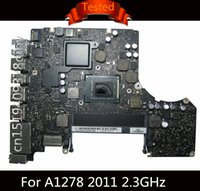 Wholesale apple laptop motherboards resale online - Tested Motherboard for Macbook Pro quot A1278 Logic Board Laptop I5 GHz GHz GHz Motherboard A B