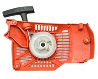 Wholesale chainsaw starter - Pull starter for Zenoah G4100 G3800 3800 38CC Chainsaw recoil starter replacement part #T2100-75000