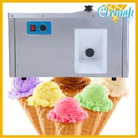 Wholesale Cooler Compressors - Gelato hard ice cream machine 4.7 liter cooling cylinder 304 stainless steel cooling tank with good efficiency compressor