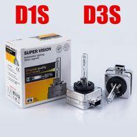 Wholesale hid xenon bulb 12v 35w - 2 pcs D1S Replacement HID d1s Xenon Bulbs 12v 35w D2S D3S lamps hid 4300K 5000K 6000K 8000K D1S Headlamps