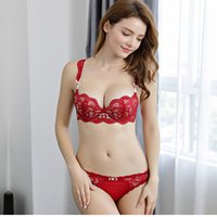 productos de ropa interior de damas al por mayor-2018 Spring And Summer Nueva colección Lace Bra Set Sexy Ladies Underwear Nuevos productos