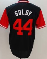 """suzuki stocks UK - Paul Goldschmidt #44 """"GOLDY"""" Player Weekend Nickname 2017 Stars & Stripes All Stiched Embroidery 2018 Newest Baseball Jersey IN STOCK"""