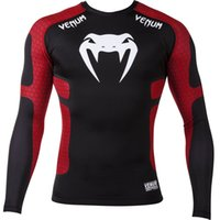 Wholesale mens cycling jersey long sleeve - Hot sale men long sleeve compression shirt quick dry sports running t shirt mens fitness gym cycling jersey crossfit tights