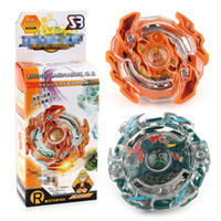 Wholesale new beyblade sets - Beyblade BB803 Rapidity Top Fighting Gyro Starter Set with String Booster B36 B37 New Design Beyblades Toys for Kids B