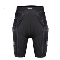 Wholesale men s snowboard pants - Body Armour Protection Shorts Skiing Skating Snowboards Motorcycle Motocross Racing Skiing Armor Pads Hips Legs Protector Pants