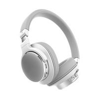 kulaklıklar renkleri karıştır toptan satış-2018 Yenilenmiş Audio Technica ATH-SR5 Perakende paketi ile Kablolu Kulaklık